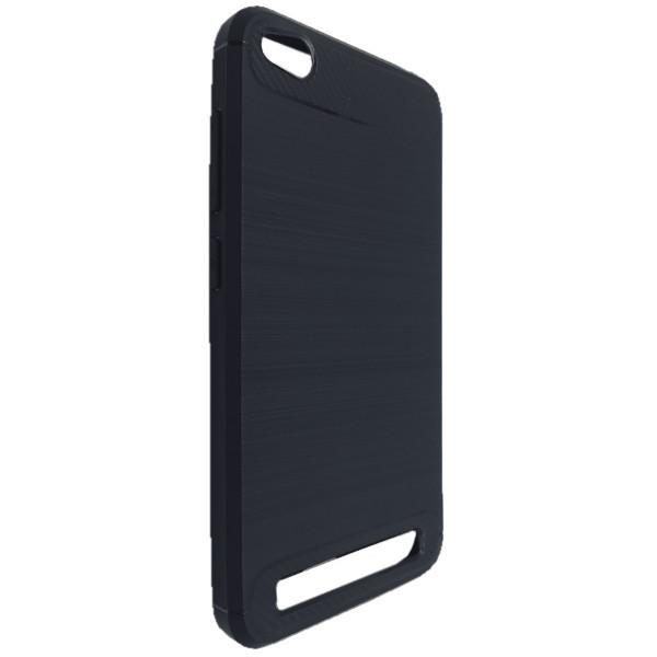 Чехол Carbon Steel Xiaomi Redmi 5A (black)