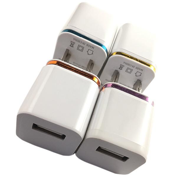 Зарядное устройство Nokoko 1A (violet)