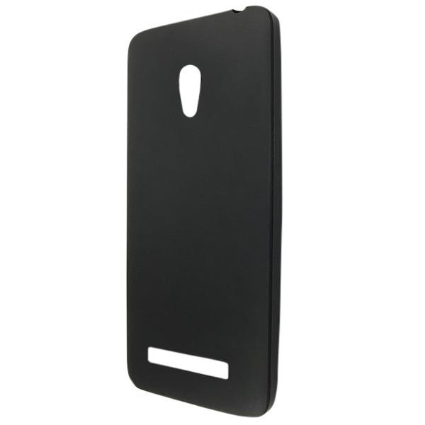 Чехол  ultra slim matting TPU for ASUS Zen Fone 5 A500CA black