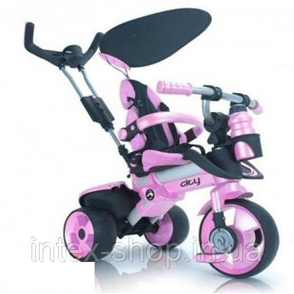 Детский трехколесный Велосипед 3262-003 Розовый, фото 2