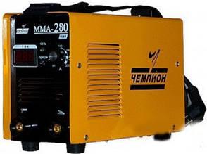 Инверторный сварочный аппарат Чемпион MMA-280S