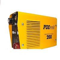 Инверторный сварочный аппарат PocWeld MMA - 200 мини