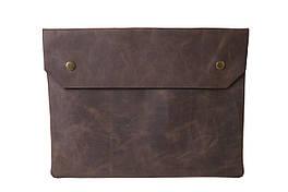 Класический кожаный чехол для MacBook