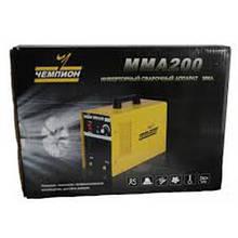 Инверторный сварочный аппарат Чемпион MMA-200