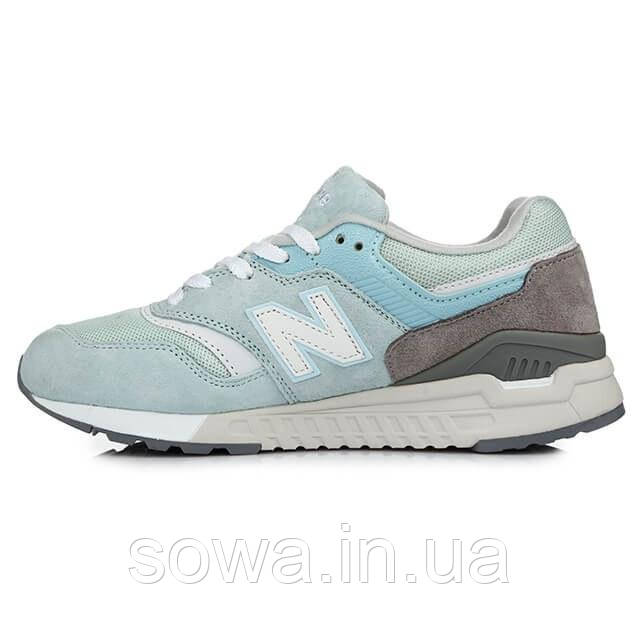 "✔️ Кроссовки New Balance 997.5 ""Menthol/Grey"""