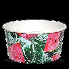 """Креманка для мороженого """"АРБУЗ"""" 280мл 50шт"""