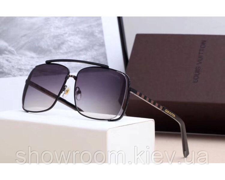 Мужские солнцезащитные очки в стиле Louis Vuitton (0536)