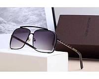 Мужские солнцезащитные очки в стиле Louis Vuitton (0536) , фото 1