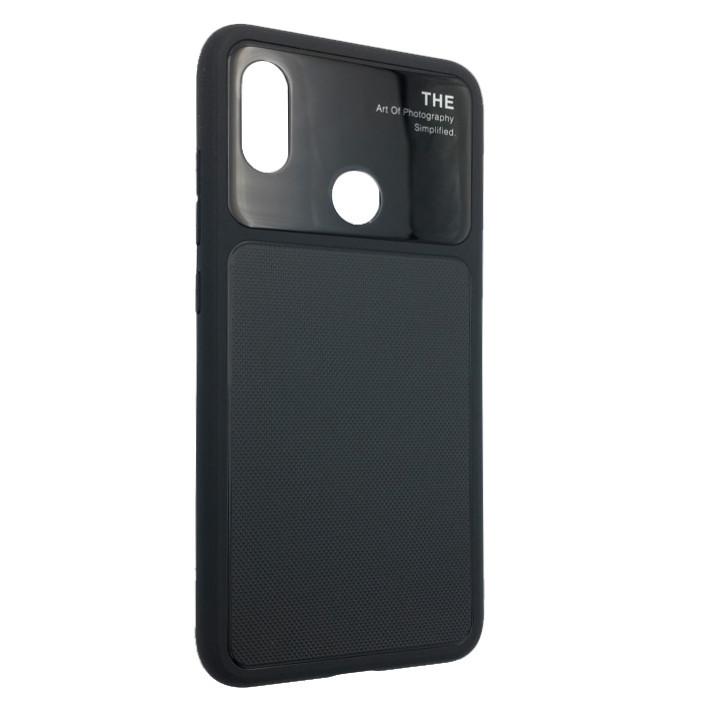 Чехол стекло Totu Arte Xiaomi Mi A2 (Mi 6X) (black)