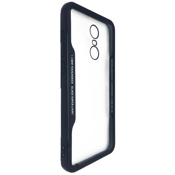 Чехол Police Xiaomi Redmi 5 Plus (black)
