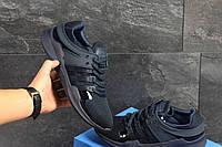 Мужские кроссовки в стиле Adidas Equipment ADV/91-16 Blue, синие 44 (28 см)
