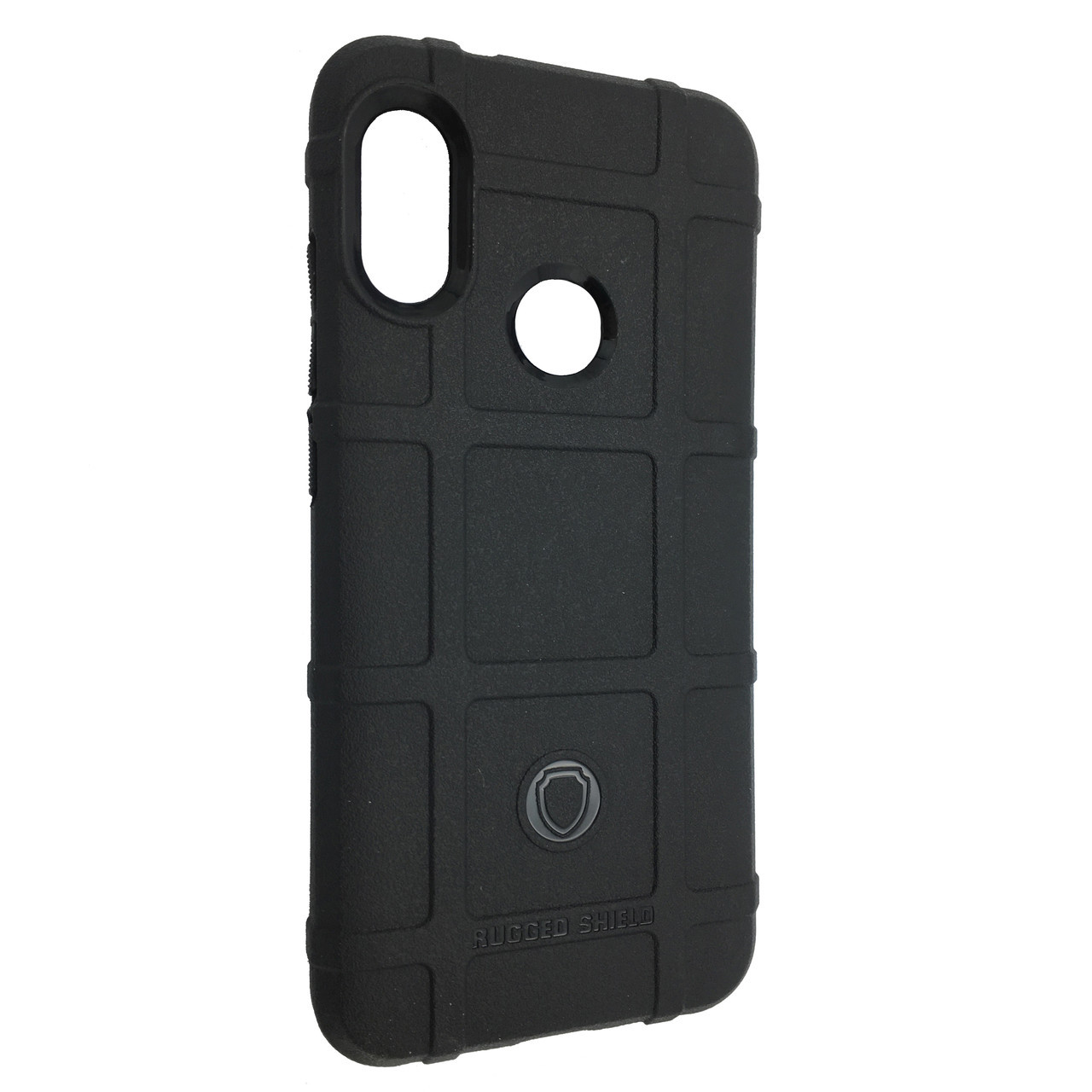 Чехол Rugged Shield Xiaomi Mi A2 Lite (Redmi 6 Pro) (black)