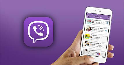 Мы создали Viber-сообщество!