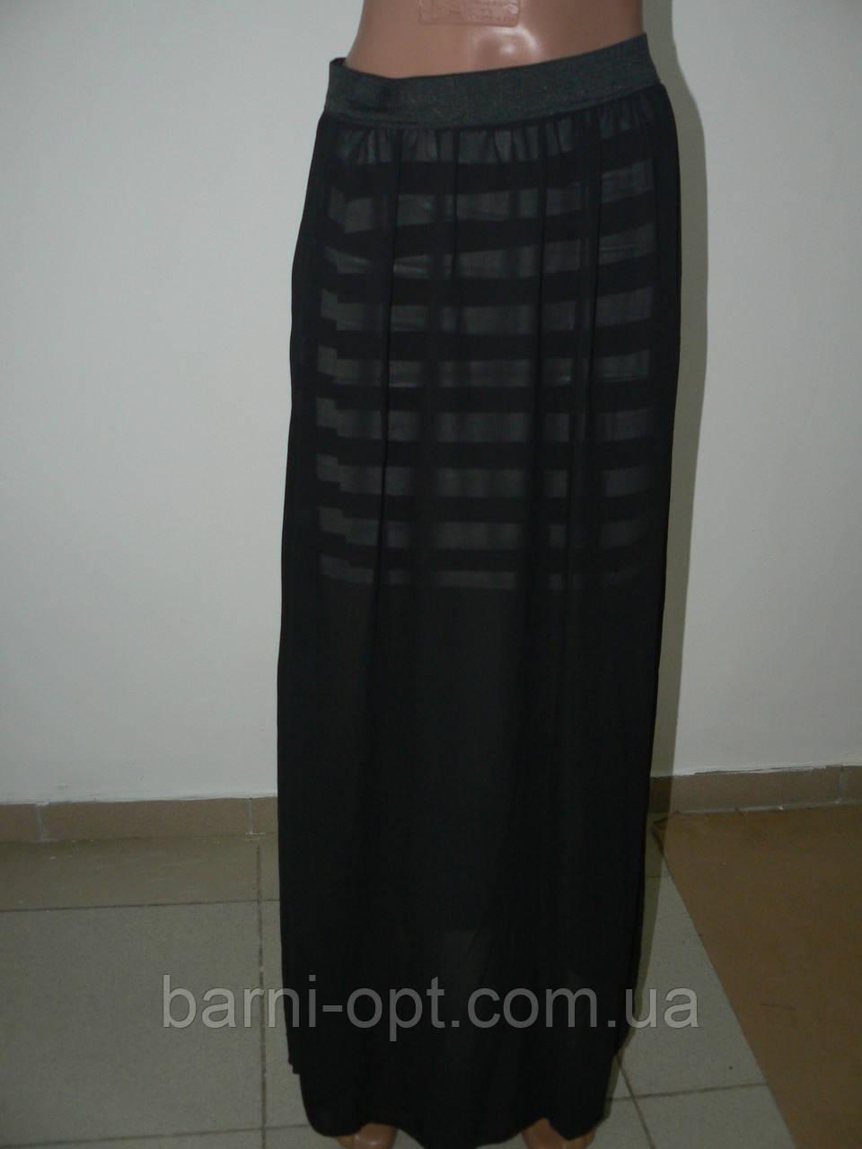 Женские шифоновые юбки в одном размере