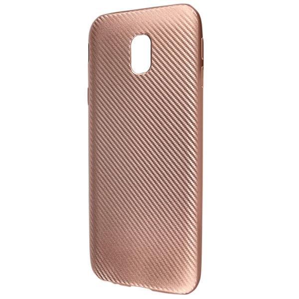 Чехол Carbon Samsung J730 (2017) (rose gold)