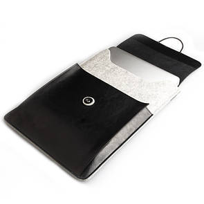 Сумка войлок Dpark for Notebook 15 inch black