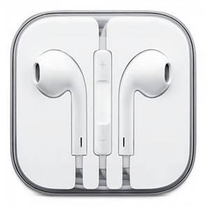 Наушники original Apple EarPods with Remote and Mic Реплика