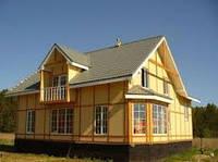 Канадские дома построить