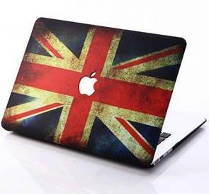 "Чехол софт-тач Print Apple MacBook Pro 13"" (2008 - 2012) (01)"