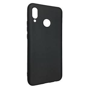 Чехол-накладка DK-Case силикон конфетный для Huawei Nova 3 (black)