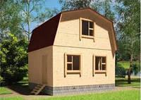Канадские дома построить недорого