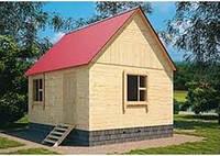 Строительство дачного дома с деревянным каркасом по Канадской технологии