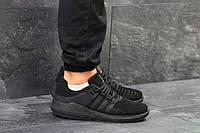 Мужские кроссовки в стиле Adidas Equipment ADV/91-17 Black, черные 44 (28 см)