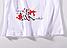 Футболка мужская OFF WHITE Graffiti | Качественная реплика, фото 4