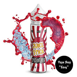 Juice Stick 60 ml Жидкость для электронных сигарет \ вейпа. POWER, 3 мг\мл