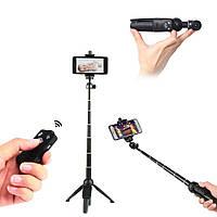 YUNTENG 992 Wireless Bluetooth Дистанционный Handheld Monopod Mini Штатив Телефон Selfie Палка - 1TopShop