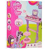 Детский синтезатор со стульчиком 901-613, фото 4