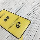 Защитное стекло Matt AG Full Glue Apple iPhone XS Max (black), фото 2