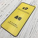 Защитное стекло Matt AG Full Glue Apple iPhone XS Max (black), фото 3