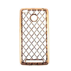 Чехол-накладка DK-Case силикон Диван Золото Инны для Xiaomi 3 Pro (gold/clear)