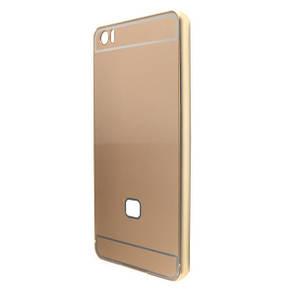 Чехол -бампер металл с крышкой глянец Xiaomi Mi Note/Mi Note Pro (gold)