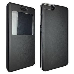 Чехол -книжка силиконе Xiaomi Mi Note 3 (black)