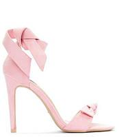 Нежно розовые женские босоножки  37,39