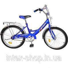 Детский велосипед Profi Trike P2043 на 20 дюймов
