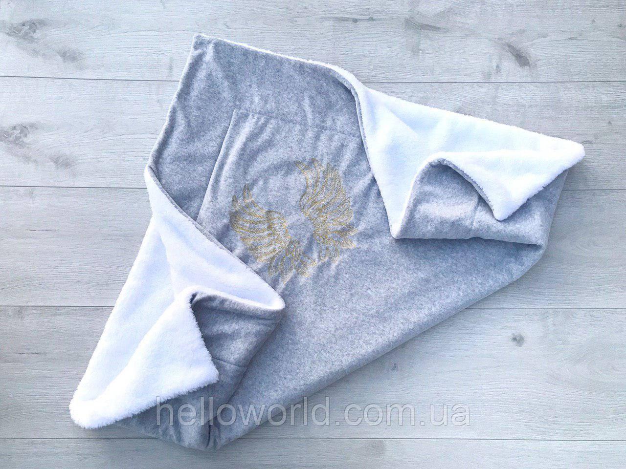 Одеяло махровое