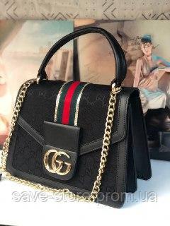 0ed17ce87684 Женская сумка Gucci (Гуччи), женская модная сумочка, люкс качество ...
