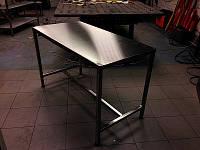 Столы из нержавеющей стали