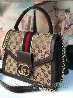 95054676668b Женская сумка Gucci (Гуччи), женская стильная сумочка, люкс качество ...