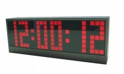 Большие настольные часы vst 2189-1,Часы электронные для дома