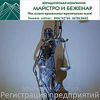 Регистрация предприятий Запорожье и область. ООО, АО, ФЛП, ЧП и др. Разработка устава