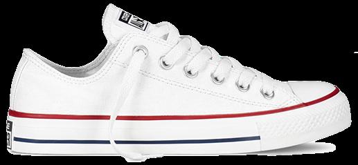 Кеди Converse All Star низькі білі