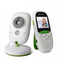 Видеоняня Радионяня Baby Monitor VB 602 с термометром