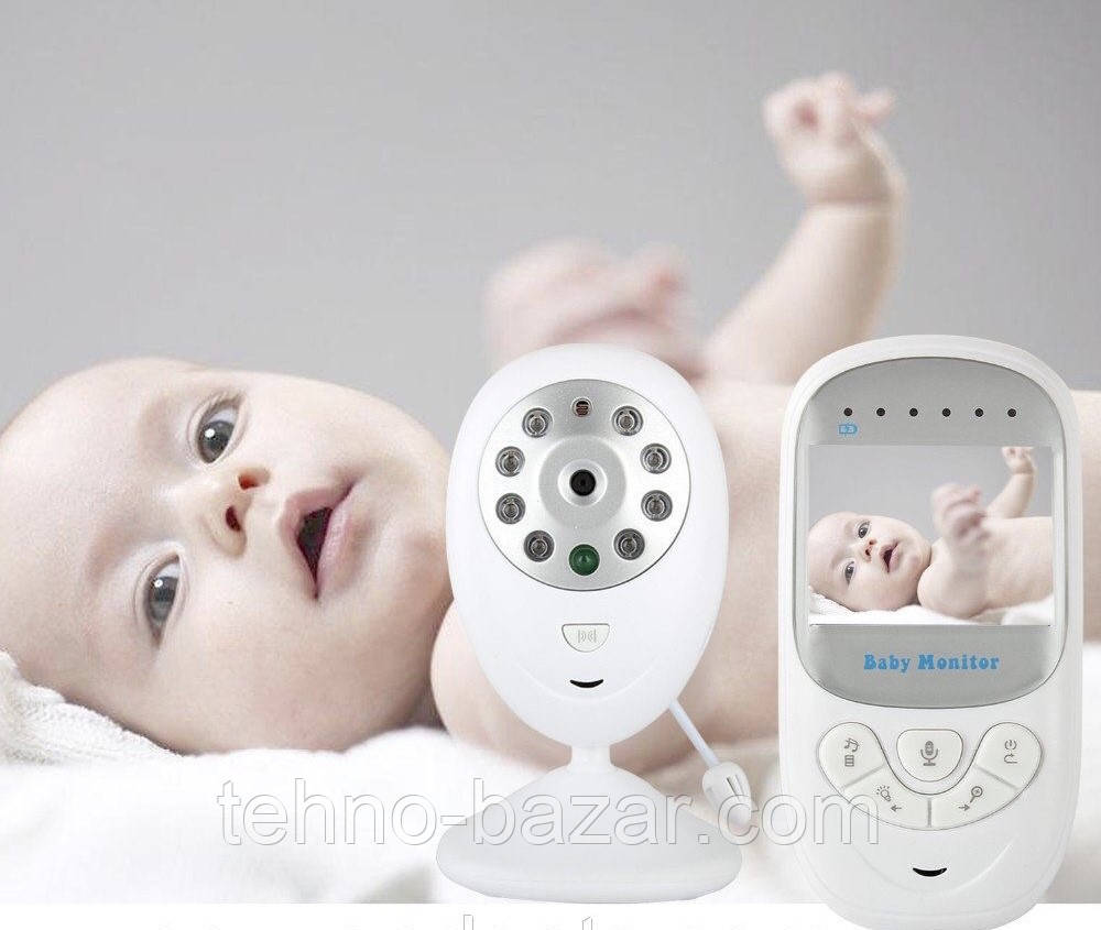 Видеоняня радионяня Baby Monitor MB108