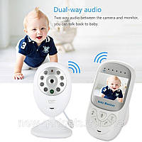 Видеоняня радионяня Baby Monitor MB108, фото 3