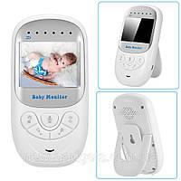 Видеоняня радионяня Baby Monitor MB108, фото 6