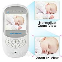 Видеоняня радионяня Baby Monitor MB108, фото 7